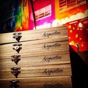 Isabela ltd edition Serpentine Box of 10