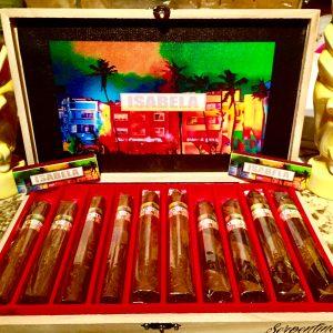 2017 Isabela Fathers Day Luxury 10 Cigar Sampler Box