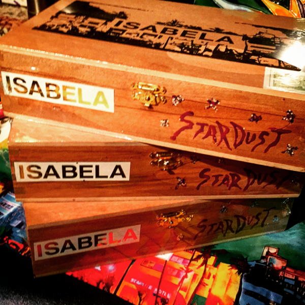 2017 ltd edition Isabela StarDust Box of 25