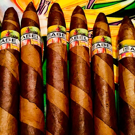 Isabela Cigar Company Serpentine Six-Pack