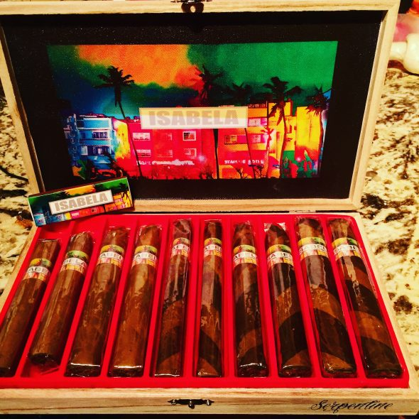 Isabela Cigar Company 2017 March Sampler