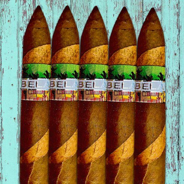 Isabela Cigar Company: Transporter 5-Pack
