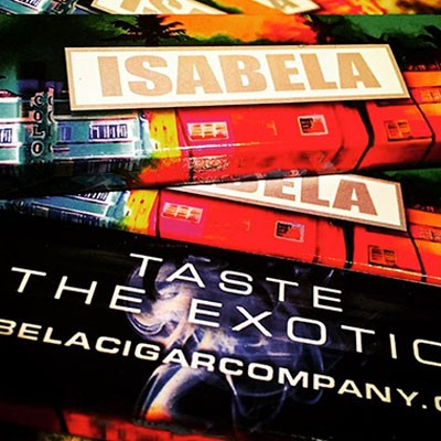 Isabela Tops Cigars & Leisure Reader's Choice Awards